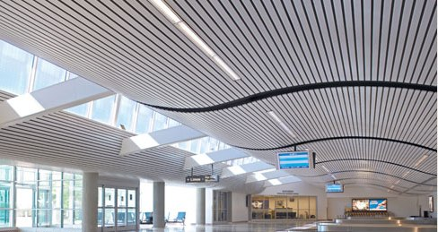 Metalworks Linear Ceilings Armstrong World Industries
