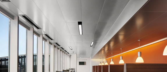 Metalworks Snap In Metal Ceiling Panels Armstrong World