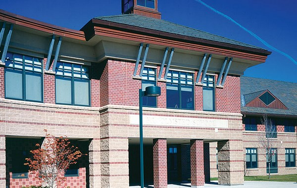 Commercial Fixed Windows : Quot heavy commercial projected fixed windows series