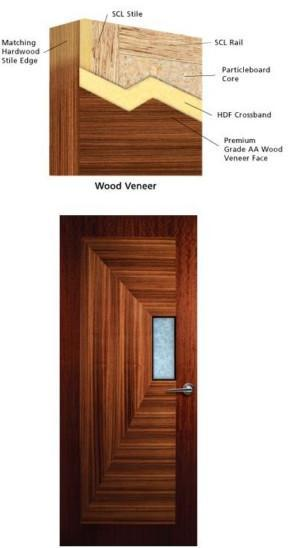 Artistry Flush Wood Veneer Doors VT Industries Inc Architectural Wood D