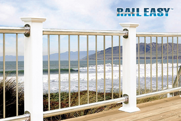 Raileasy Mariner Vertical Stainless Steel Baluster