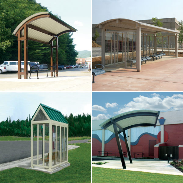 Kiosks And Display Shelters