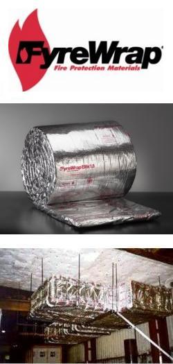 Fyrewrap 174 Elite 1 5 Air Duct Insulation Unifrax Sweets