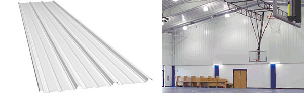 Vp liner panel - Metal building interior liner panels ...