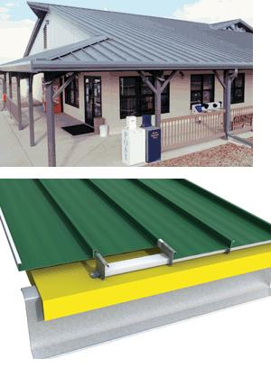 Metal Roof Systems Varco Pruden Buildings Sweets