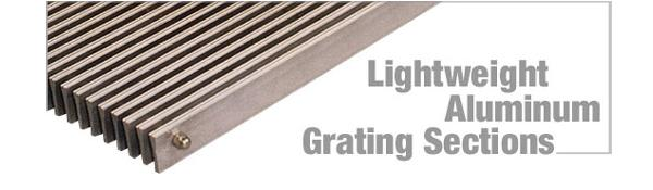Aluminum Grates And Grilles Kadee Industries Inc Sweets