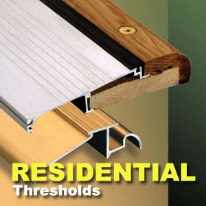 Residential Thresholds