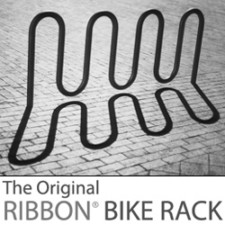 A A A RIBBON Bike Rack Co. Div. on Sweets - Logo