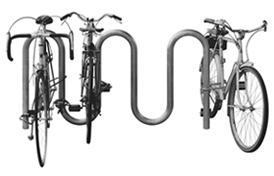 A A A RIBBON Bike Rack Co., Div. of Brandir International, Inc.