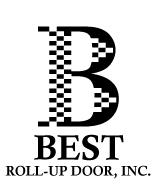 Sweets:Best Roll-Up Door, Inc.