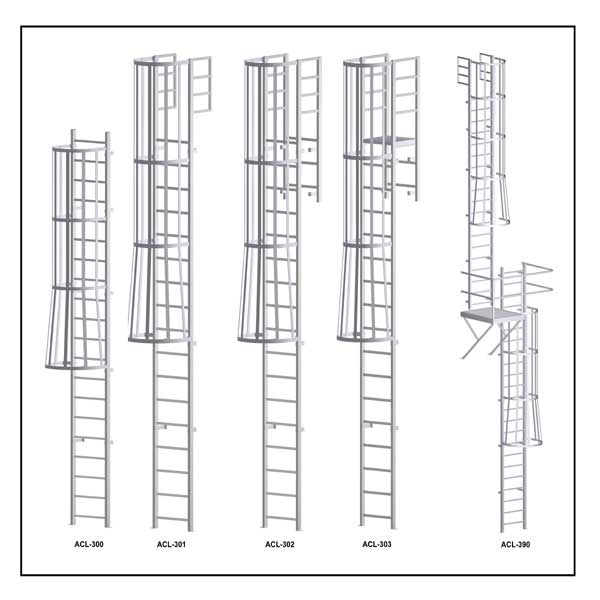 When Your Project Specifies An Acl Cage Ladder You Are