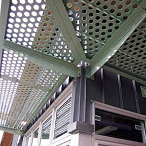 Perforated Metal and Plastic - Ametco Manufacturing Corporation