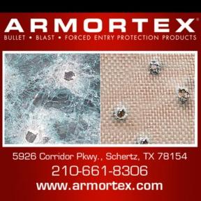 Bullet Resistant Fiberglass-Armortex