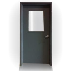 Blast Resistant Steel & Aluminum Doors-Armortex