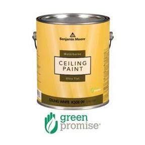 Benjamin Moore Waterborne Ceiling Paint - CAN