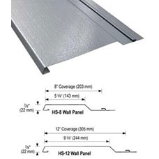 Berridge Metal Roof and Wall Panels