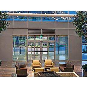 Besam SL500 Overhead Concealed Sliding Doors - ASSA ABLOY Entrance Systems