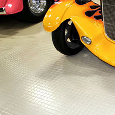 Endura Solid Rubber Floor Tile-Burke Flooring