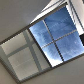 Skylight Shades-Crown Shade Company