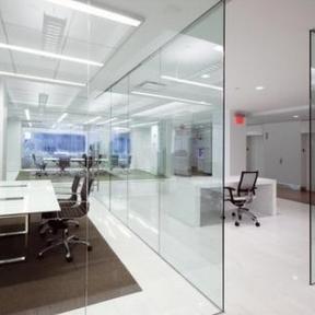 Interior Glass Wall Systems-DORMA