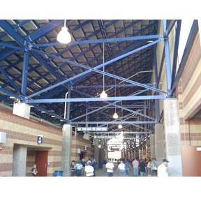 I-Beam Design Grandstands-E & D Specialty Stands, Inc.