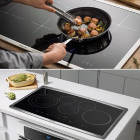 Cooktops-Electrolux Major Appliances, N.A.
