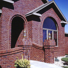 Residential Face Brick-Endicott Clay Products Co.