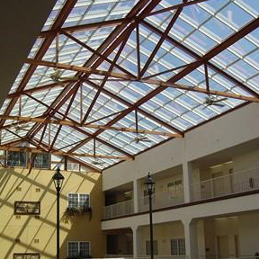 Skylights and Canopies-Florian Solar Products