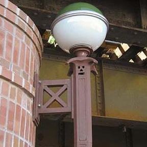 Custom Metal Products - Doors, Railings, Fencing, Gates. Lighting-J. C. MacElroy Co., Inc.