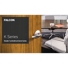 K-Series Grade 1 Cylindrical Lever Locks-Falcon - Locks, Exit Devices, Closers