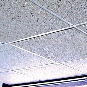 QuietTile Acoustical Ceiling Tile-Kinetics Noise Control - Room Acoustics
