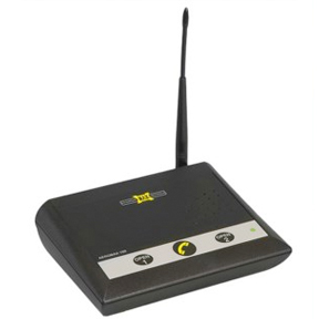 Aeromax 100 Indoor Long-Range Wireless Intercom Desktop Unit-Maximum Controls