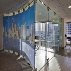 Horizontal Glass Wall Systems—Modernfold GWS Systems-MODERNFOLD, INC.