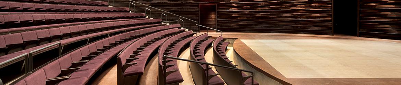 Arena Stage, Washington D.C.  Orchestra Pit Filler - Staging Concepts, Inc.