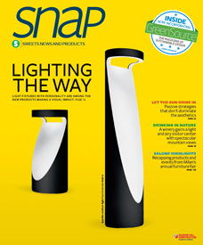 Snap's May - June Issue. Lighting The Way