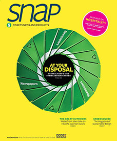 Snap's May/June Issue. At Your Disposal