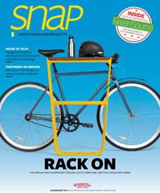 Snap's July - August Issue. Rack On