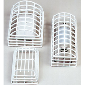 STI – Wire Guards for Smoke Detectors, Emergency Lighting, Etc.
