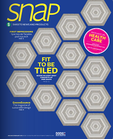 Snap's January/February Issue. Fit To Be Tiled