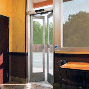 Express-Swing Low Energy Door - Stanley Access Technologies