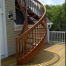 UNIQUE SPIRAL STAIRS INC