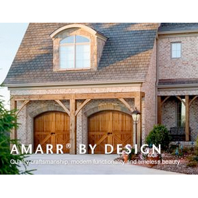 Residential Garage Doors - Carriage House Wood-Amarr Garage Doors