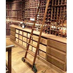 Wine Cellar Ladders-ALACO Ladder Company