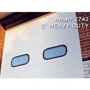 Amarr® 2042 - Sectional Steel Doors