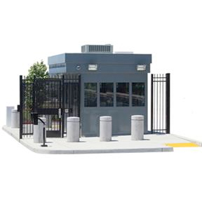 Security Buildings & Guard Booths-Ameristar Security Products, Inc.