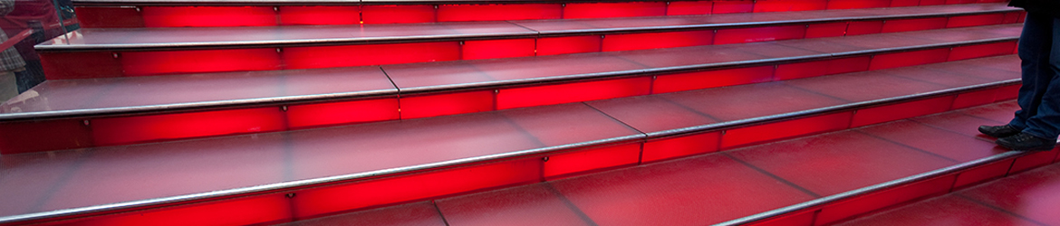 Glass Steps - Walker Glass