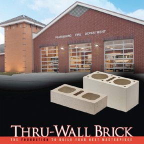 Thru-Wall Structural Brick-The Belden Brick Co.