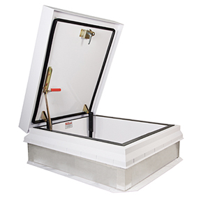 Thermally Broken Roof Hatch-Bilco Company