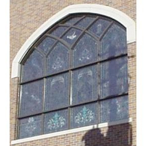 Thermal Barrier Aluminum Window Frames for Stained Glass and Insulated Glass Units-Bovard Studio Inc.