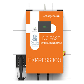 Express 100 DC Commercial Charging Stations-ChargePoint, Inc.